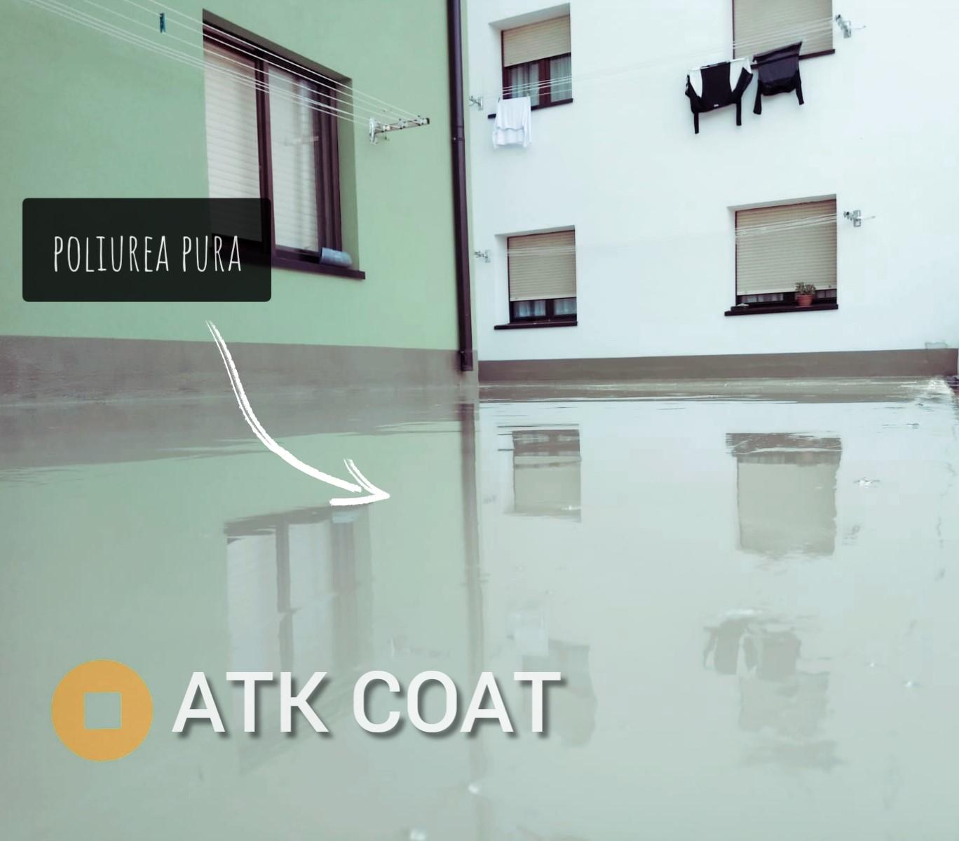 Terrazas impermeabilización poliurea Altsasu Navarra