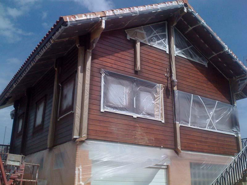 Aislamiento e impermeabilización de fachadas