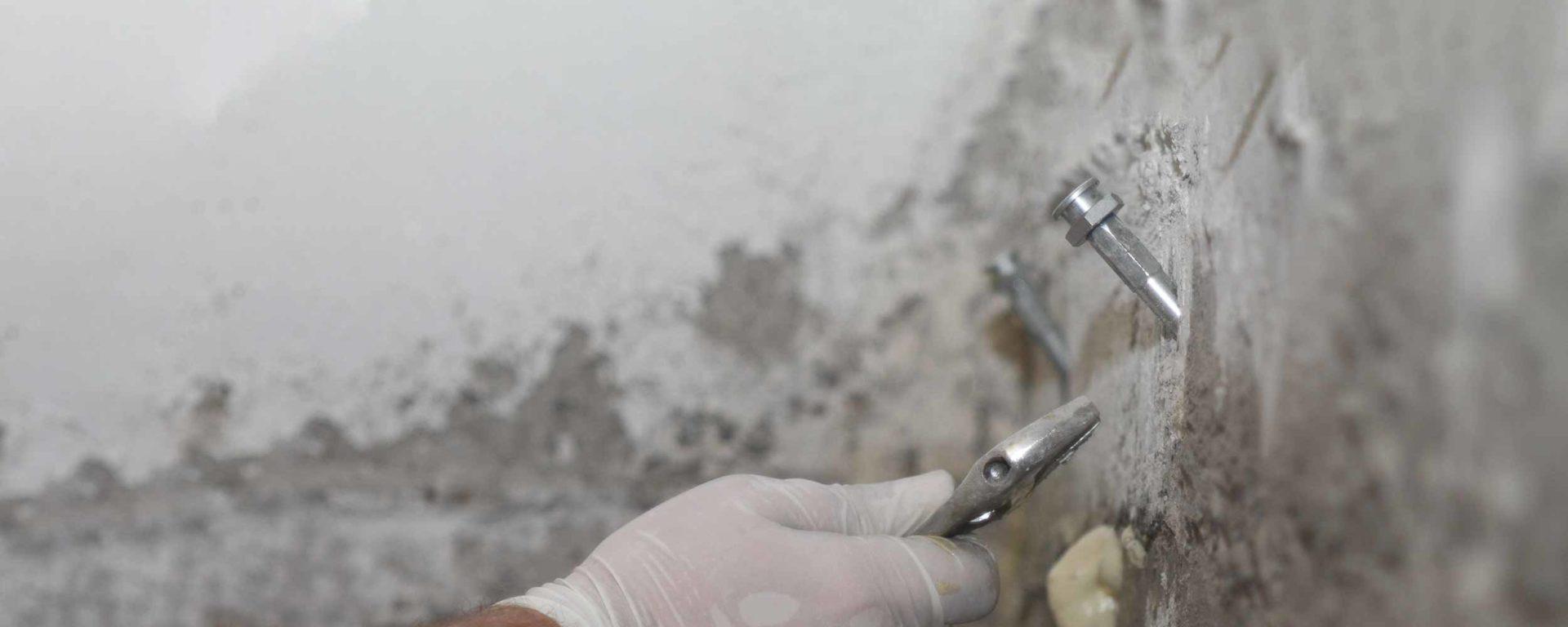 inyectores en fisura inyección de resinas