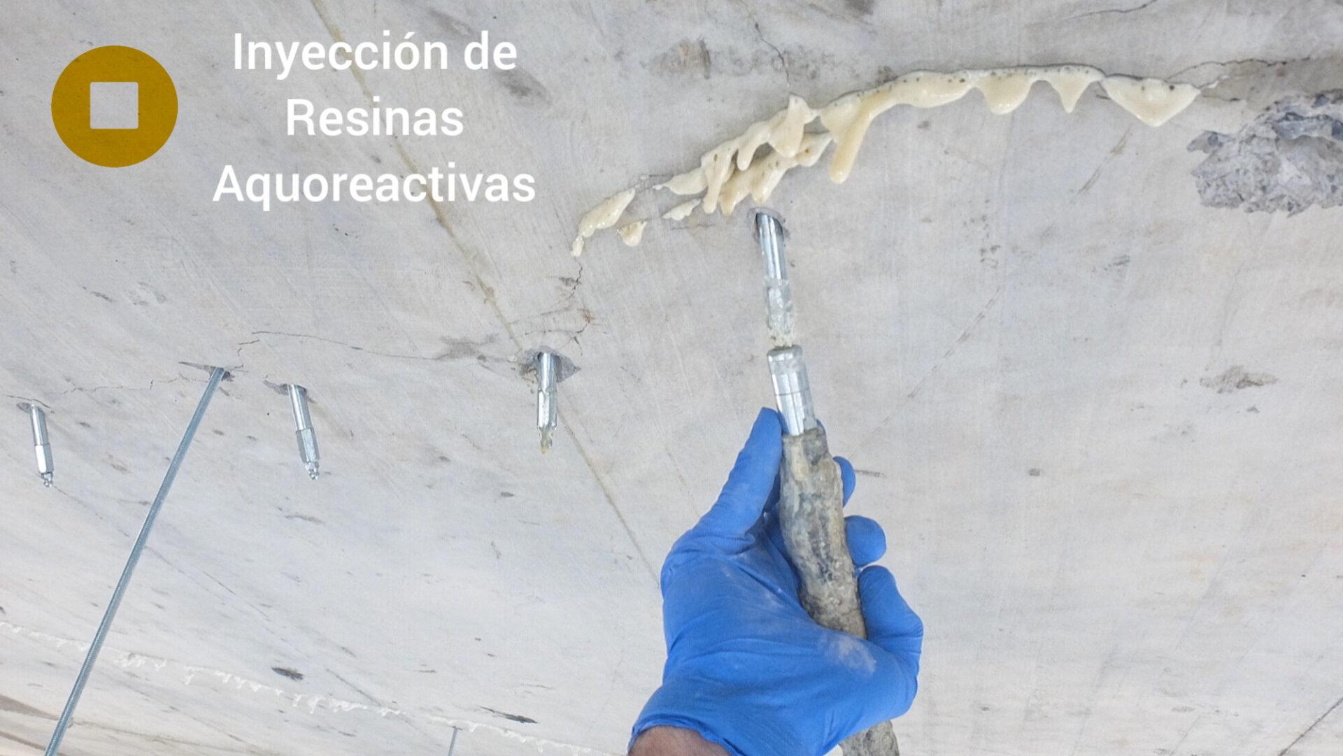 inyección resinas 1