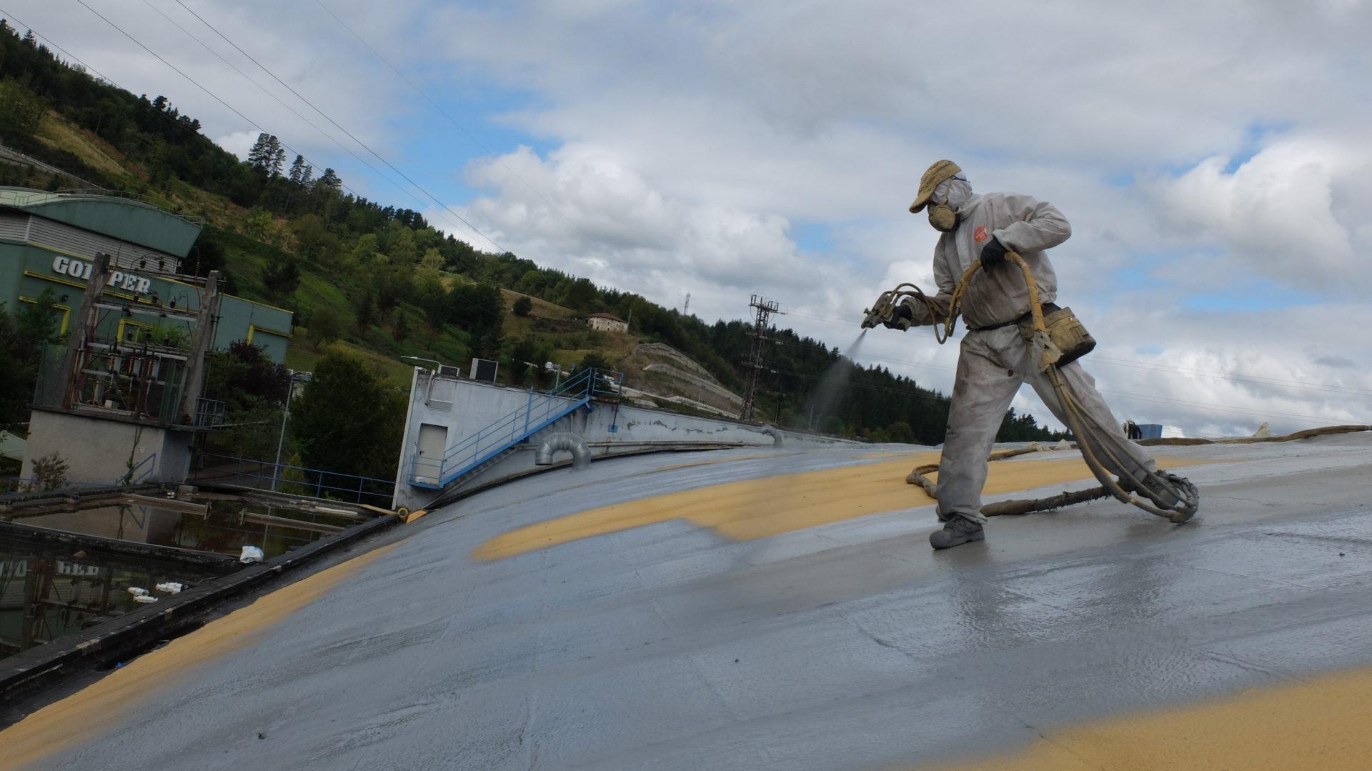 Aislamiento e impermeabilización de cubiertas