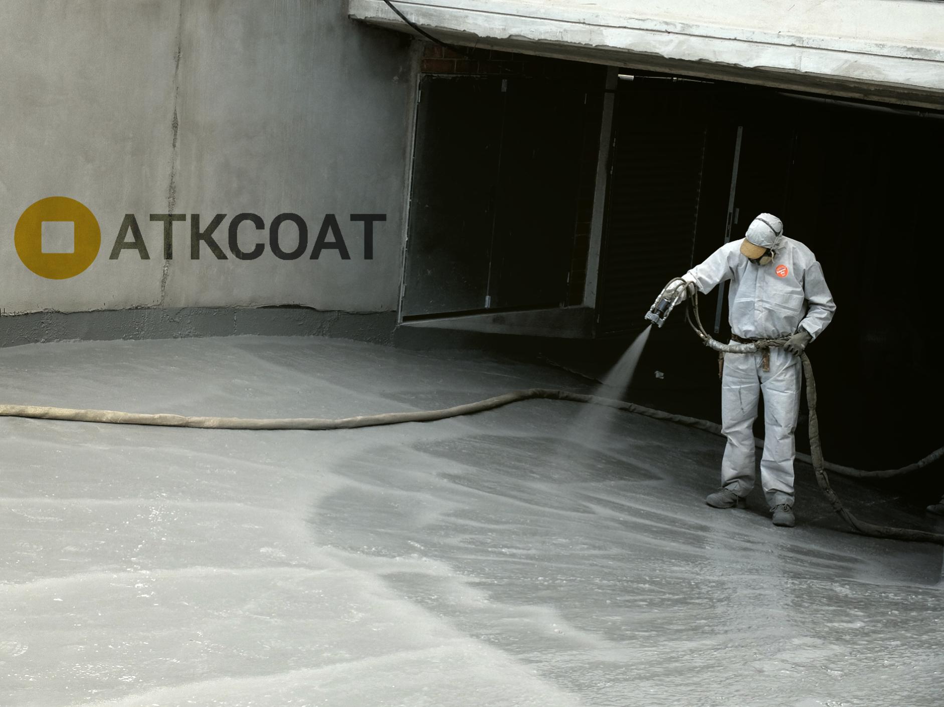 rampa garaje impermeabilizacion poliurea