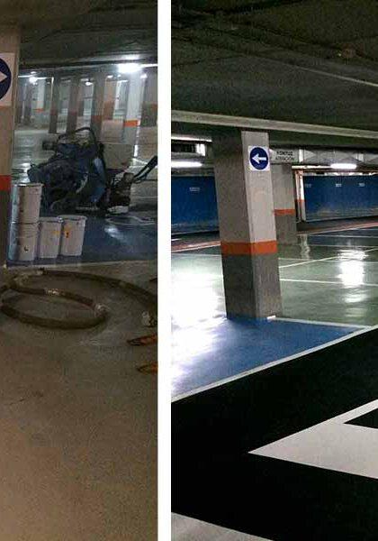 pavimento parking suelo industrial gipuzkoa